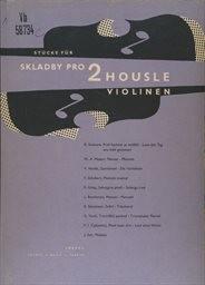 Skladby pro dvoje housle