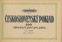 Československý poklad                         (Díl I,)