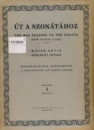 Út a szonátához                         (Volume I)