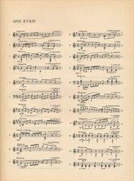 Etiudy na fortepian                         (I)