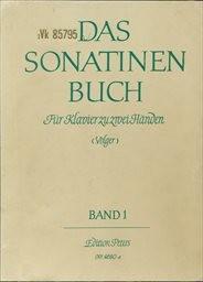 Das Sonatinenbuch für Klavier