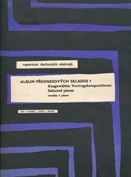 1. Album přednesových skladeb pro trubku