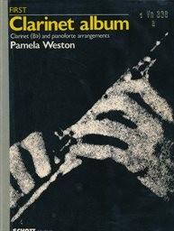 First clarinet album