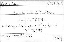 Briefwechsel zwischen Goethe und Zelter