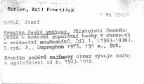 Kronika české synkopy                         ([Díl] 1)