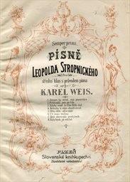 Písně Leopolda Stropnického