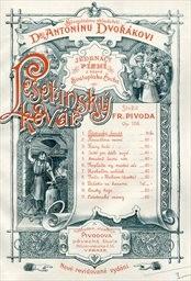 Lešetínský kovář, op. 126 č. 1