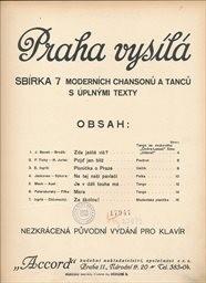 Praha vysílá
