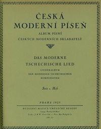 Česká moderní píseň                         (Seš. 1.)