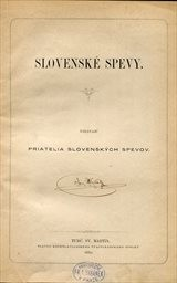 Slovenské spevy