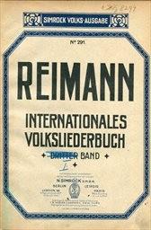 Internatioles Volksliederbuch