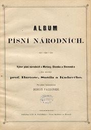 Album písní národních