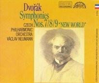 Symfonie: č.7,8,9