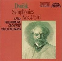 Symfonie, č. 4, op. 13, d moll ;