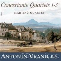 Concertante quartets 1-3