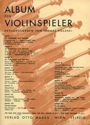 Album für Violinspieler