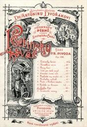 Lešetínský kovář, op. 126 č.10