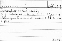 Komenského slovník naučný                         (Sv. 3)