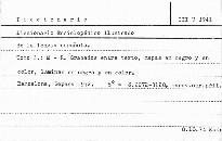 Diccionario Enciclopédico Ilustrado de la Lengua Espaňola                         (Tomo 3)