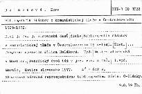 Bibliografia článkov z komunistickej tlače v Česko