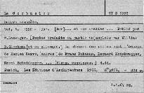 Le Corbusier et son atelier rue de Sevres 35                         (Vol. 6)