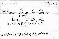 Salmonsens konversations leksikon anden udgave                         (Bind 7,)