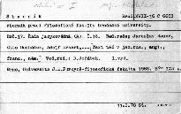 Sborním prací Filozofické fakulty brněnské univerz