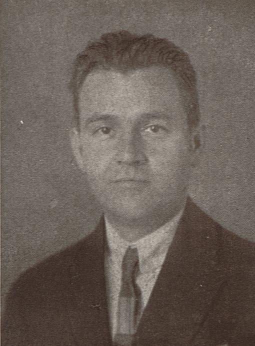 Akademický malíř Ferdinand Rubeš