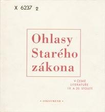 Ohlasy Starého zákona v české literatuře 19. a 20. století