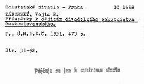 Příspěvky k dějinám divadelního ochotnictva československého