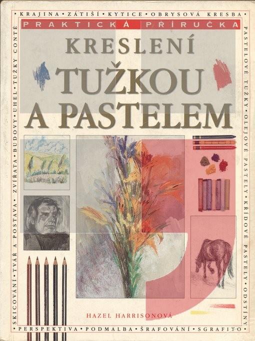 Harrison Hazel Kresleni Tuzkou A Pastelem Mestska Knihovna V Praze
