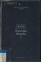 Novověká filosofie                         (I)