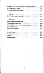 Idea lidských práv v české duchovní tradici