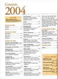 Britannica book of the year 2004