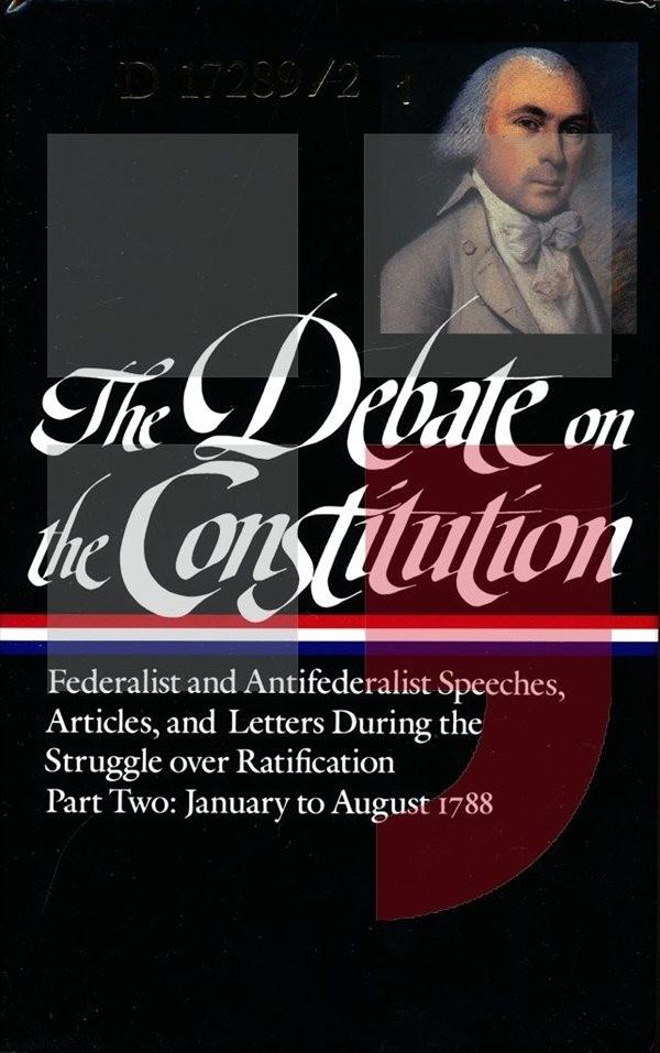 the federalistanti federalist debate essay