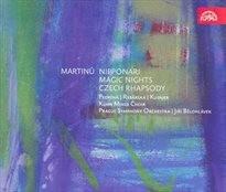 Nipponari; Magic nights; Czech rhapsody
