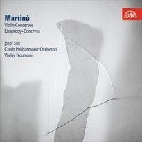 Violin concertos; Rhapsody-concerto