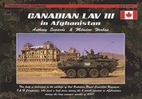 Canadian LAV III in Afghanistan