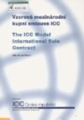 Vzorová mezinárodní kupní smlouva ICC