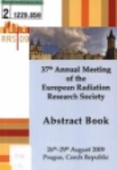37th annual meeting of the European radiation research society