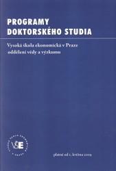Programy doktorského studia
