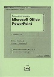 Prezentační program Microsoft Office PowerPoint