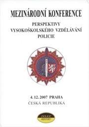 Perspektivy vysokoškolského vzdělávání policie