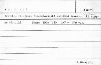 Protokol IX. sjezdu Československé sociálně demokratické strany dělnické ve dnech 4. až 8. září 1909 v Národn. domě v Praze - Smíchově