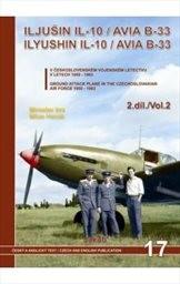 Iljušin Il-10/Avia B-33                         (Díl 2)
