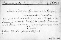 Mémoires de Gaudence de Luques, prisonnier de l´in