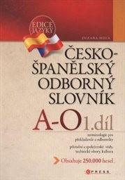 Česko-španělský odborný slovník                         (Díl 2)