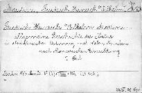 Allgemeine Geschichte der Natur in alphabetischer