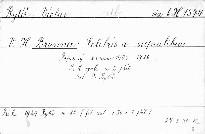 V. H. Brunner: Exlibris a supralibros