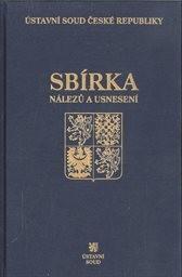 Sbírka nálezů a usnesení                         (Sv. 47)